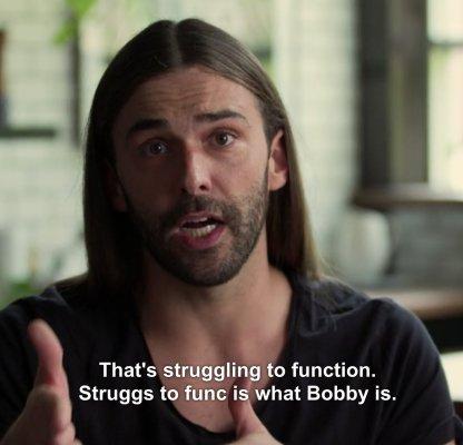 (But he's literally describing me.)